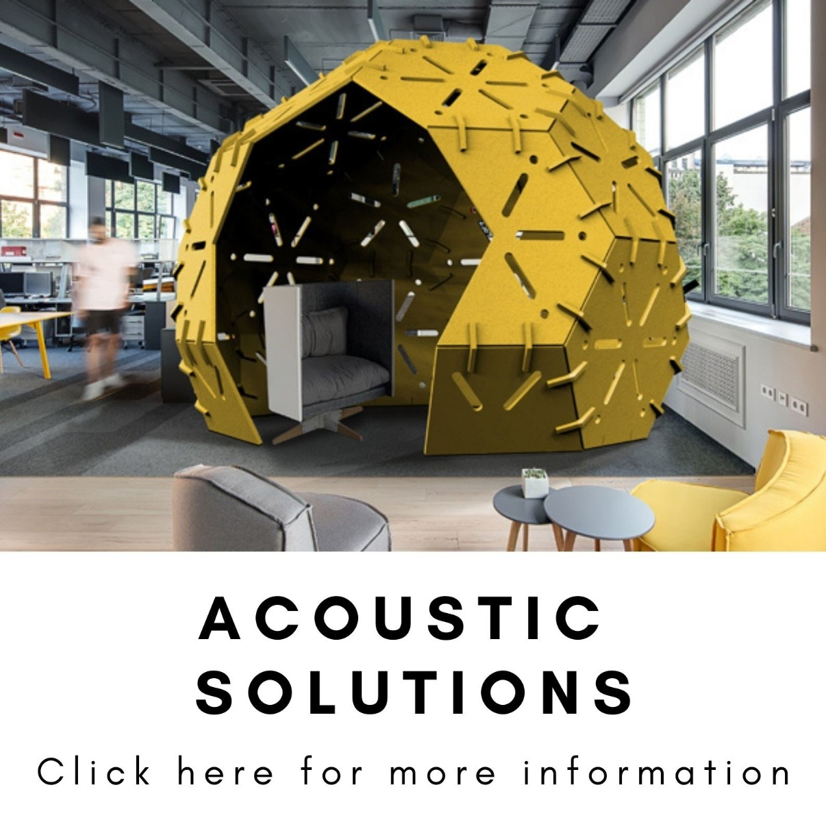 For more acoustic Products click the image above